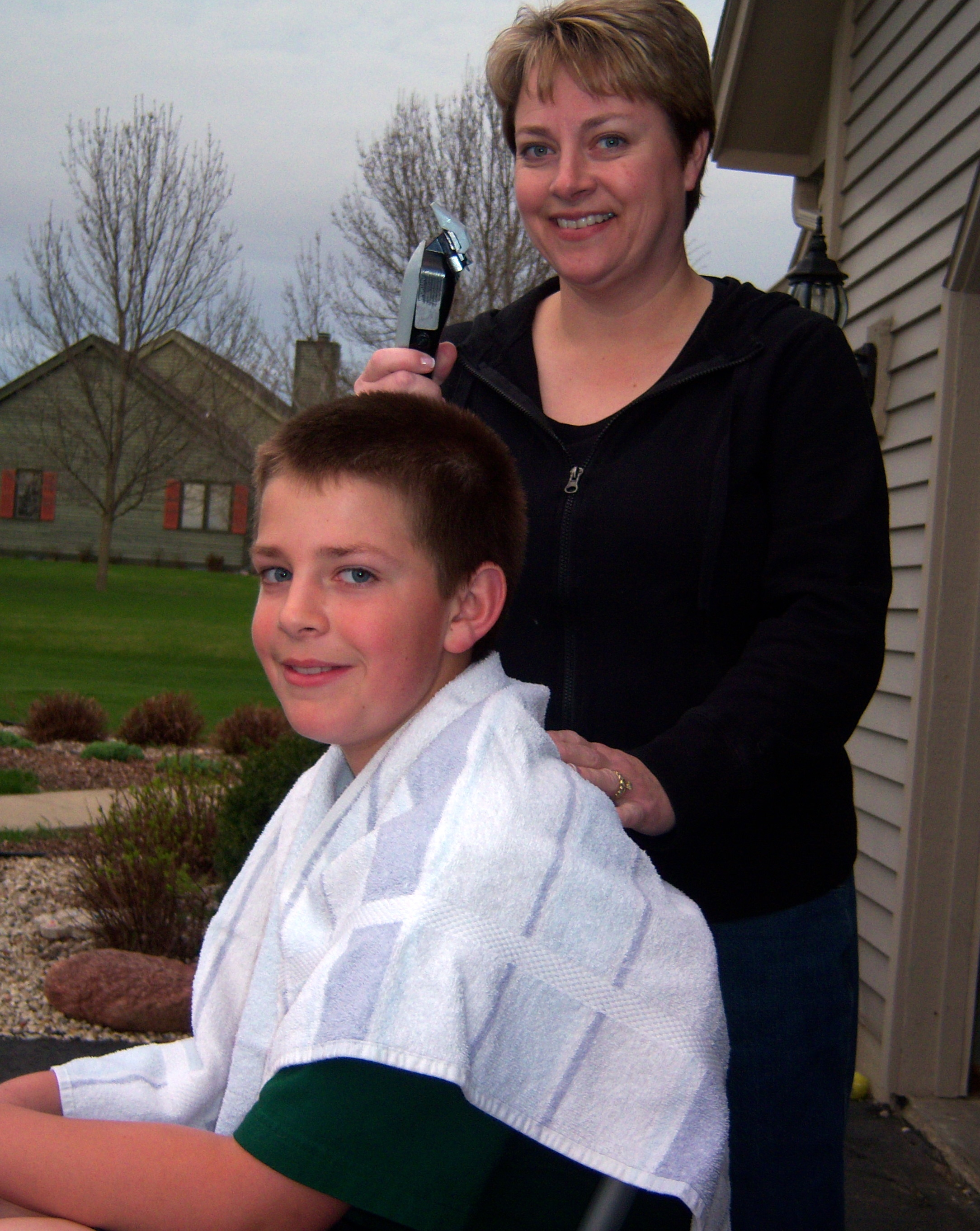 List Of Synonyms And Antonyms Of The Word Haircut At Home
