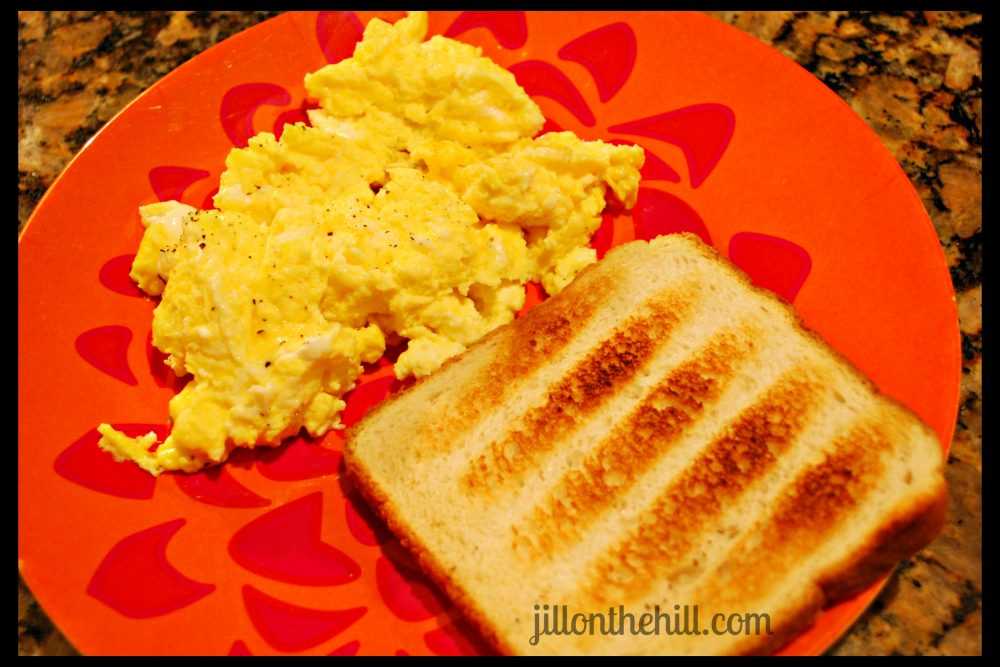 Super Scrambled Eggs