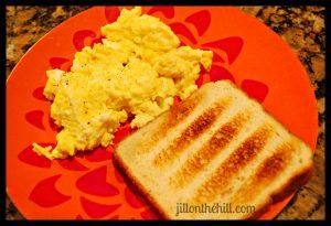 Super Scrambled Eggs