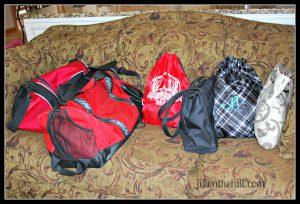 I'm a bag lady!