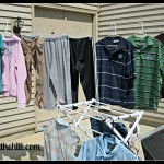 Handy Dandy Tip of the Day- Hanging Laundry Outside
