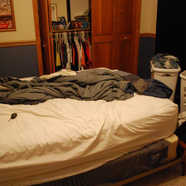 91 Day Declutter Challenge- Kid's Room #2