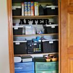 91 day De-cluttering Challenge- Closets