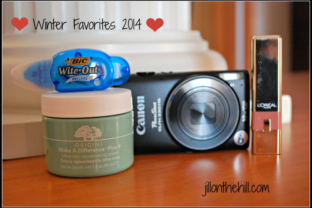 Winter Favorites 2014 !