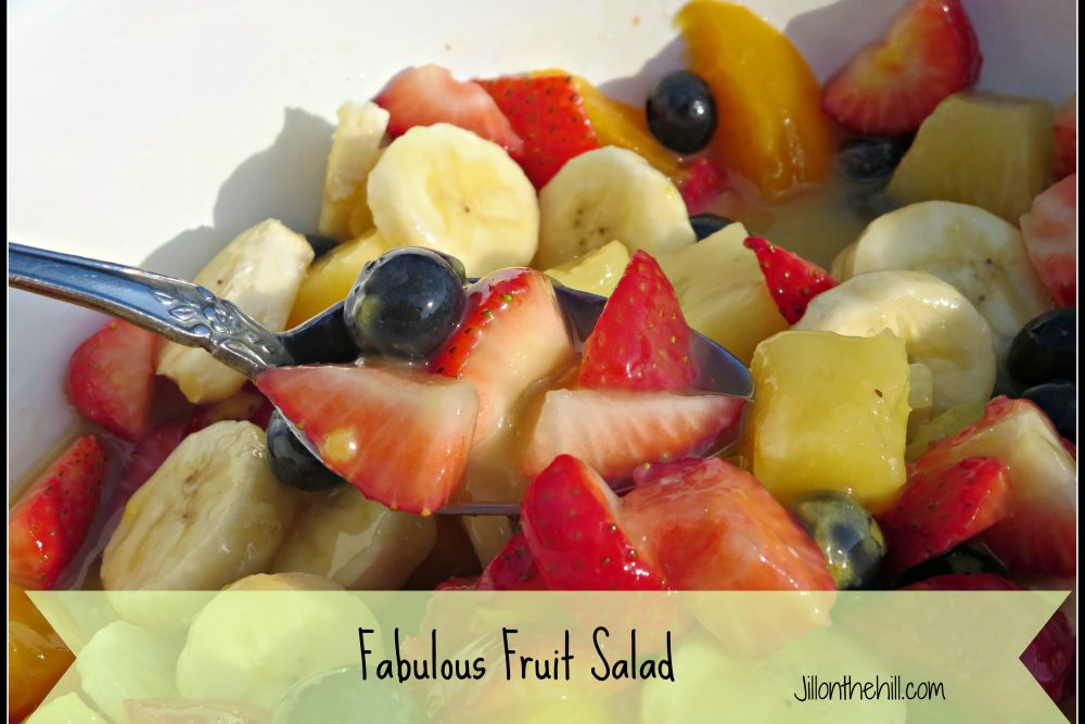 Fabulous Fruit Salad