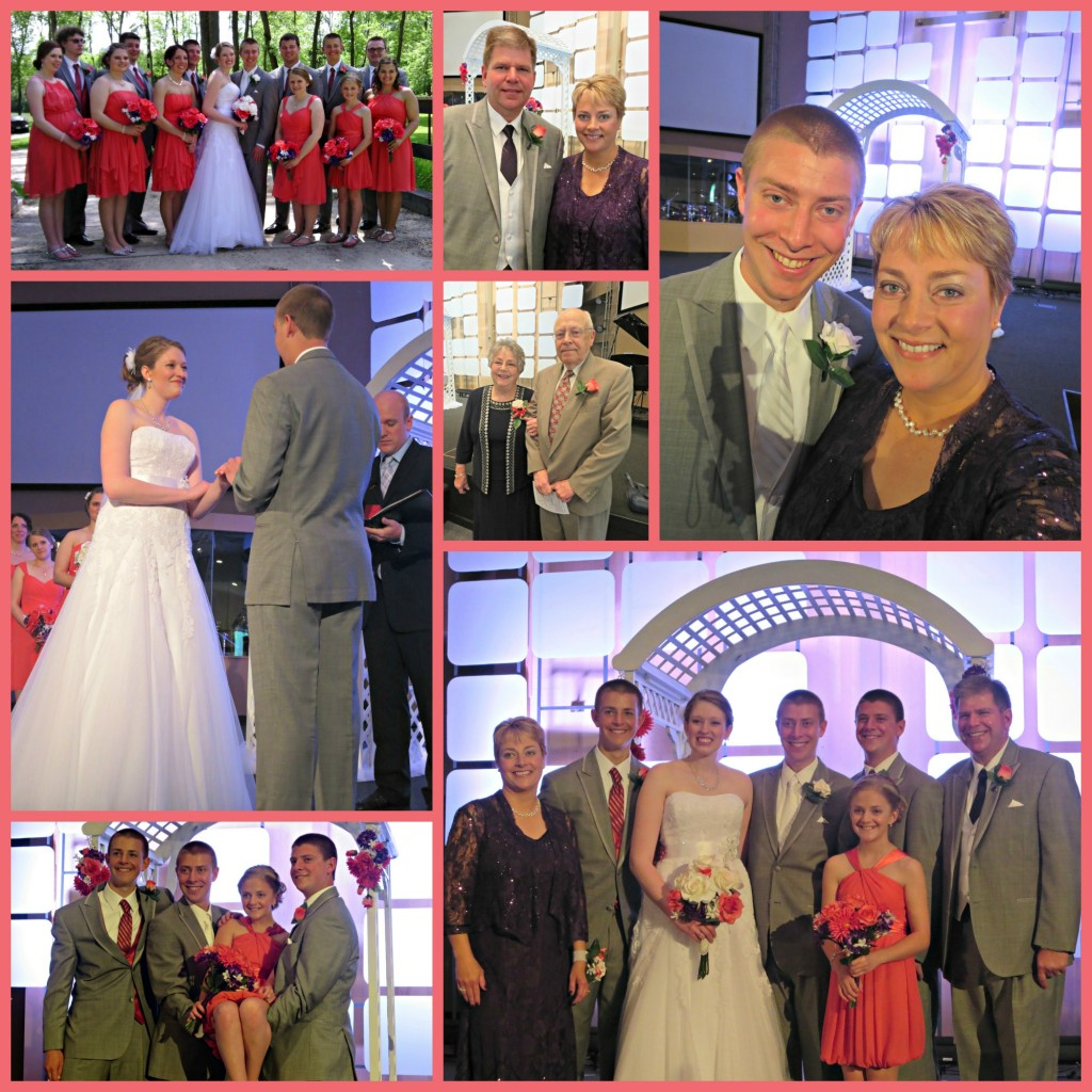 PicMonkey Collage- Wedding