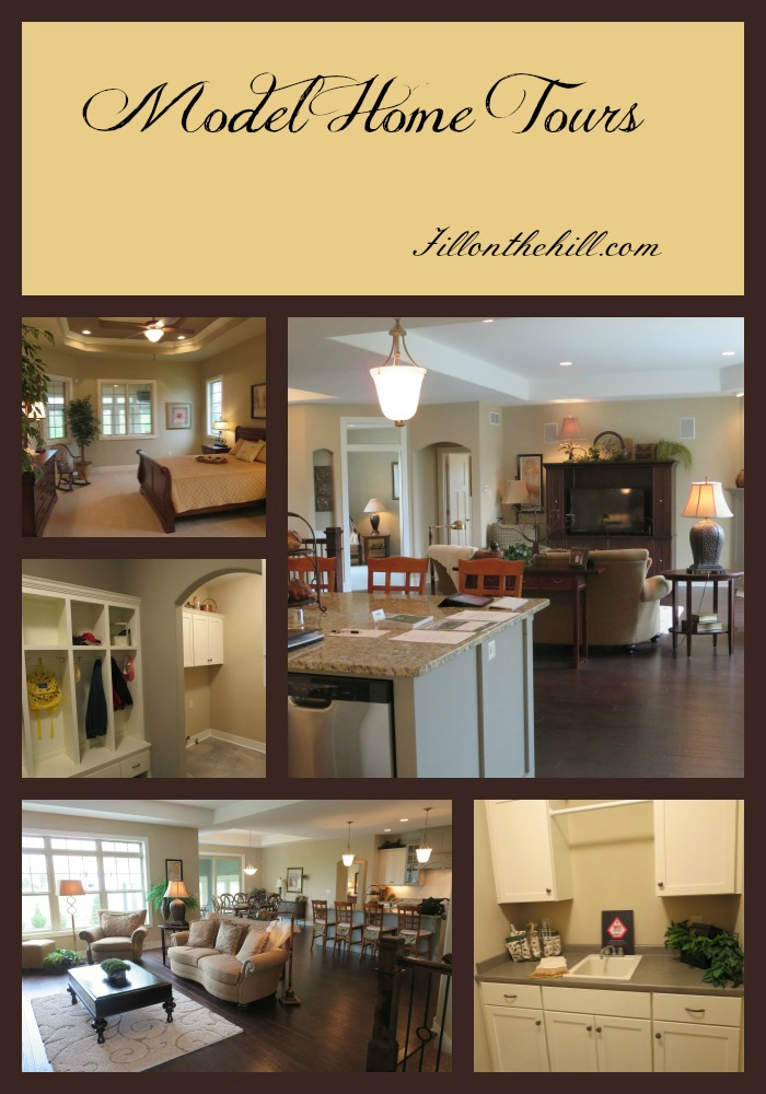 PicMonkey Collage model homes 1
