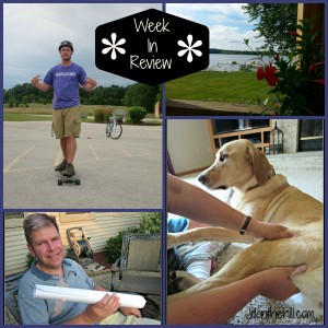 Week in Review- August 1st, 2014
