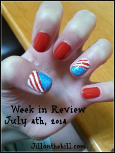 Week in Review- July 4th, 2014