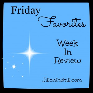 Week in Review- August 15, 2014