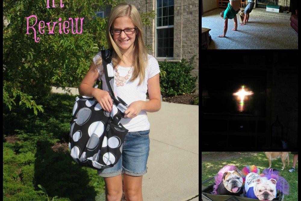 Week in Review- August 22, 2014