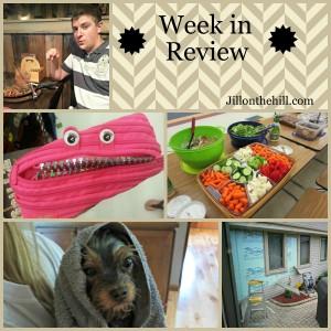 Week in Review- August 29, 2014