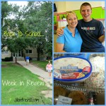 Week in Review- Back to School Edition (Sept. 5th)