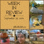 Week in Review-September 26, 2014