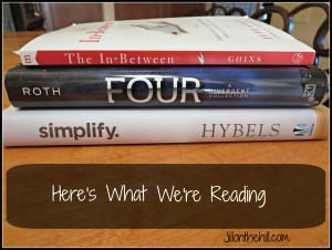 Here's What We're Reading!  Fall 2014