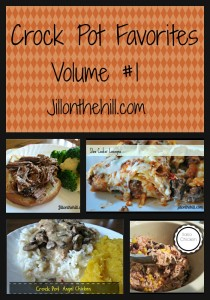 Crock Pot Favorites Volume #1