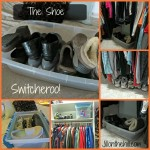 The Shoe Switcheroo!