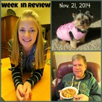 Week in Review- November 21st, 2014
