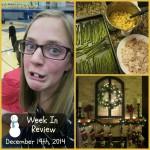 Week in Review- December 19, 2014
