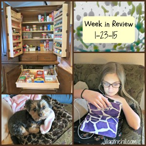 Week in Review- January 23rd, 2015