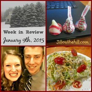 Week in Review- January 9th, 2014