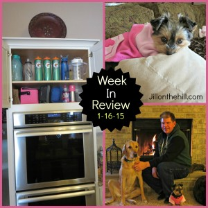 Week in Review- January 16th, 2015