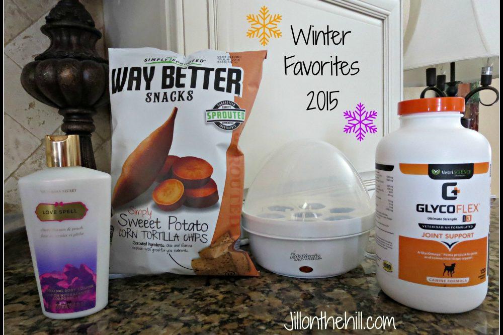 Winter Favorites 2015