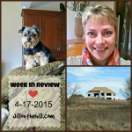 Week in Review- April 17, 2015