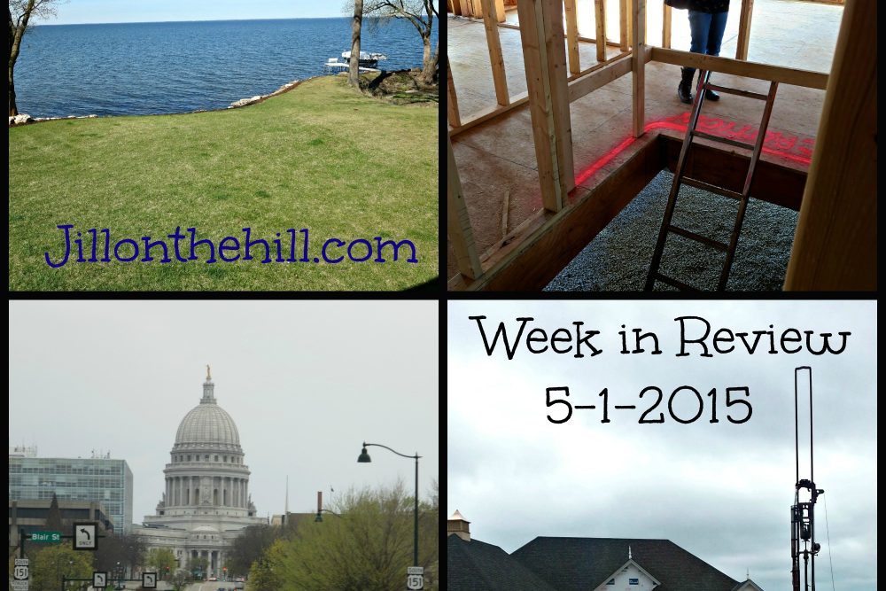 Week in Review- May 1st, 2015