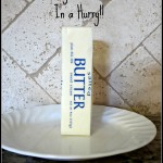 Ask Ms. Jilly- How to get perfectly softened butter, quickly!