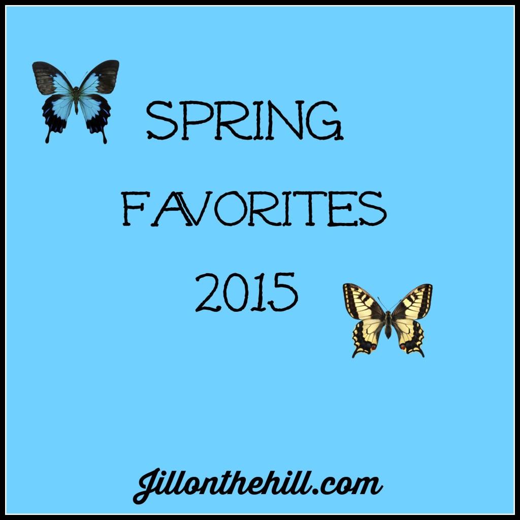 Spring Favorites