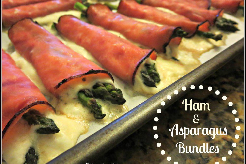 Ham & Asparagus Bundles