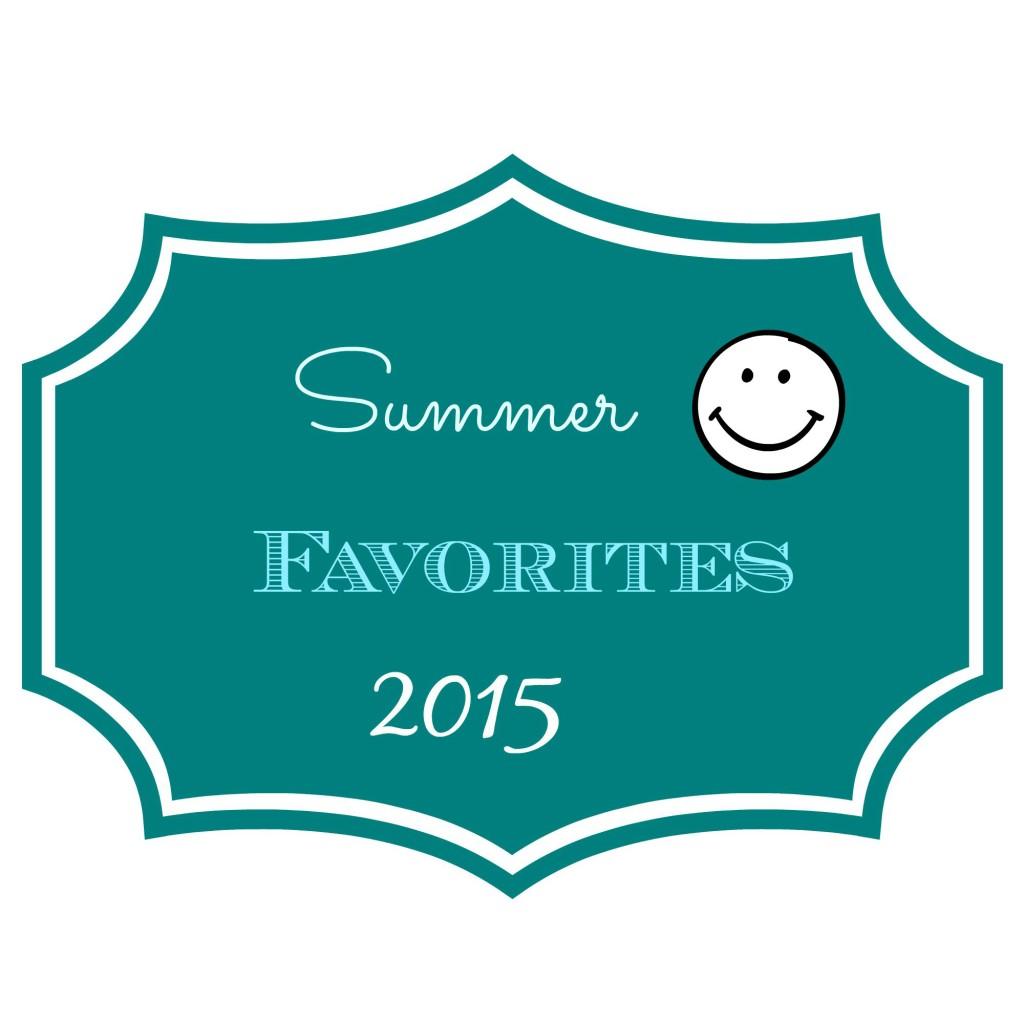 Summer favs 2015