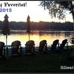 Week in Review- My Weekly Favorites! 8-7-15