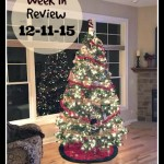 Week in Review- December 11, 2015