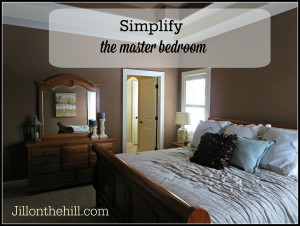 Simplify: The Master Bedroom
