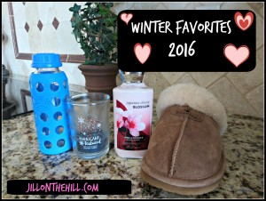Winter Favorites 2016