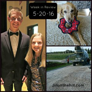 Week in Review- May 20, 2016