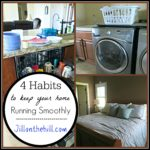 5 Habits to Keep Your Home Running Smoothly