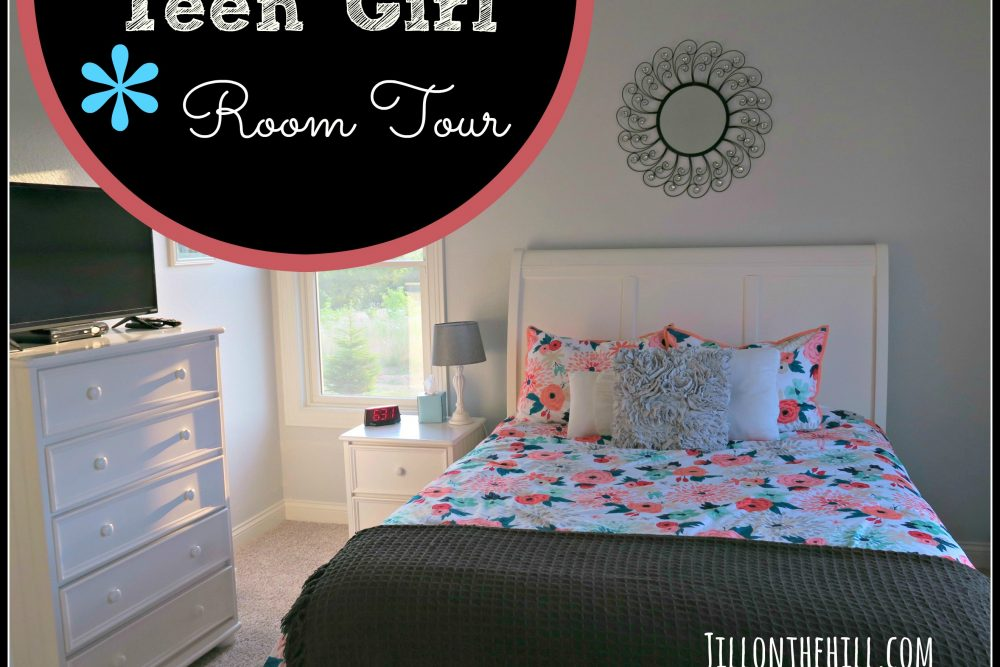 Teen Girl Room Tour- 2016