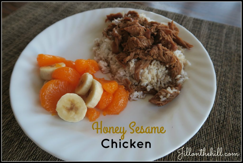 HoneySesameChicken