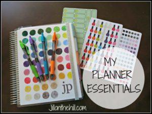 My Planner Essentials