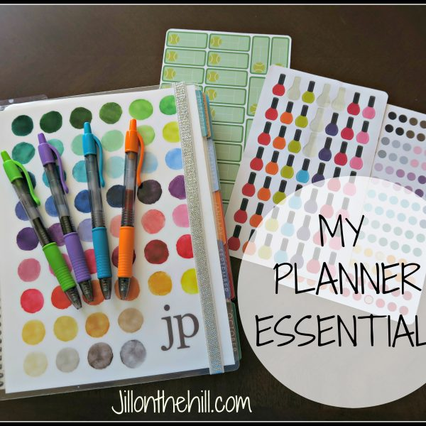 My Planner Essentials