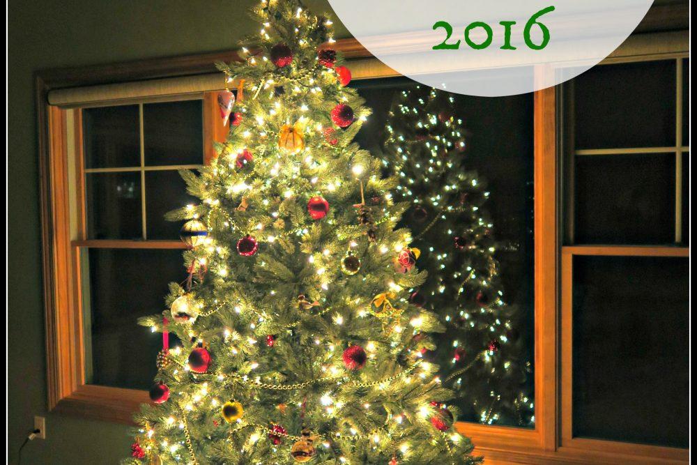 Christmas Decor 2016