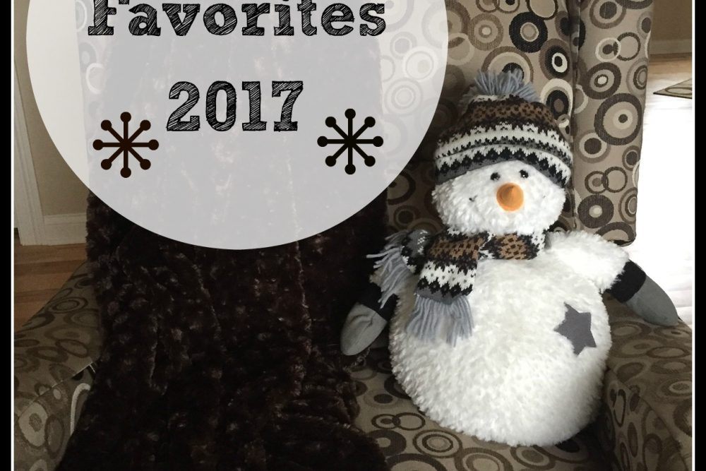 Winter Favorites 2017