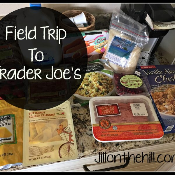 Field Trip To Trader Joes!