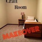 Craft Room Make-Over!!