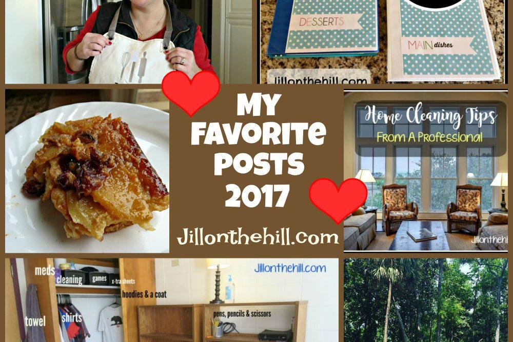 My Favorite Posts- 2017