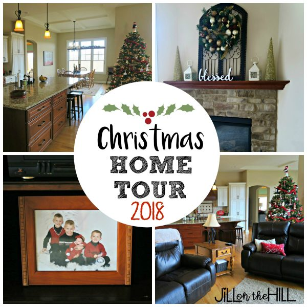 How We…do all things Christmas! {Christmas Home Tour 2018}