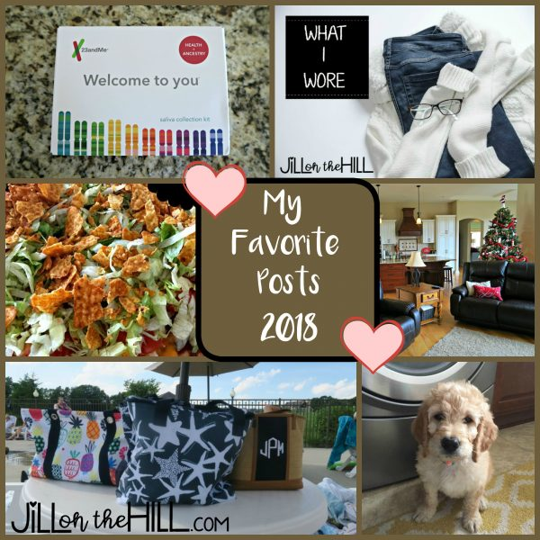My Favorite Posts- 2018